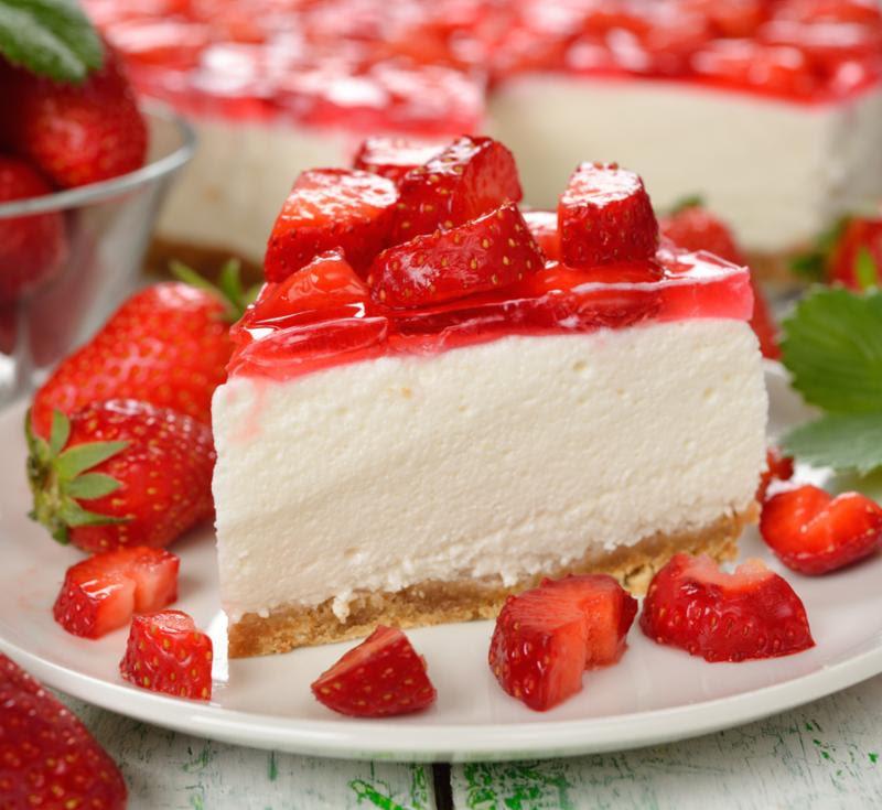 Strawberry Cheese
